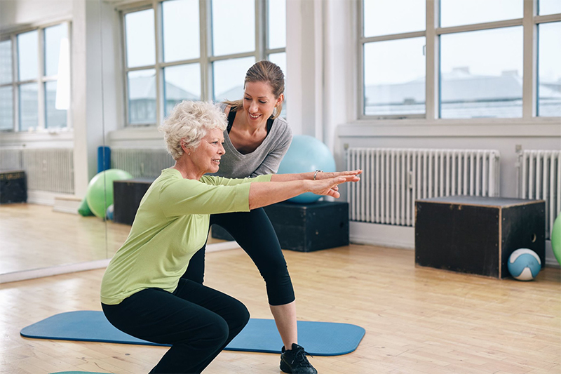 Planning next steps for your new knee or hip