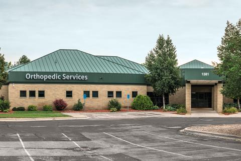 Orthopedic Clinic Building - Northfield