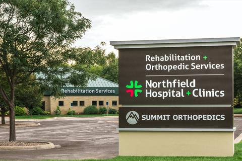 Rehabilitation Services Building - Northfield