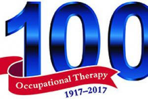 April is National Occupational Therapy Month.